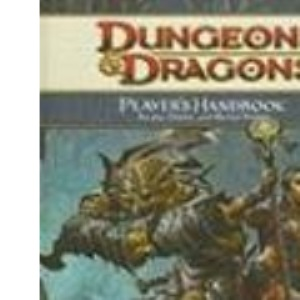 Player's Handbook: A 4th Edition Core Rulebook: 1 (D&d Core Rulebook) (Dungeons & Dragons)