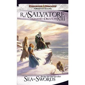 Sea of Swords (Forgotten Realms: The Legend of Drizzt): 13
