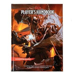 Dungeons & Dragons Core Rulebook: Player's Handbook
