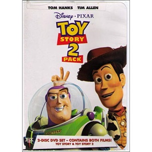 Toy Story/Toy Story 2 [DVD] [2000] [Region 1] [US Import] [NTSC]