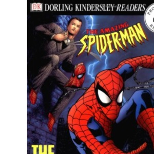 The Story of Spider-Man (DK Readers: Level 4)