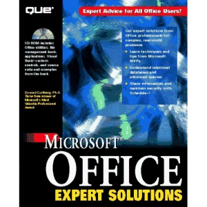 Office for Windows 95 Expert Solutions