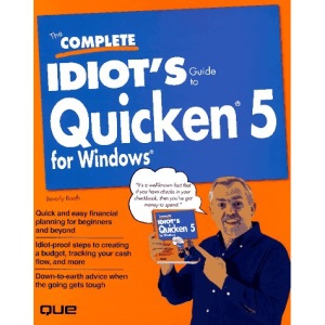 The Complete Idiot's Guide to Quicken for Windows 95