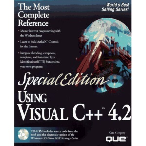 Using Visual C++ 5 Special Edition
