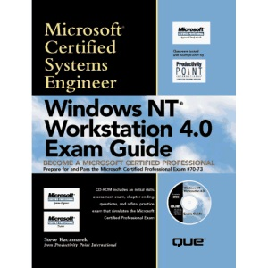 Windows NT Workstation 4.0 Exam Guide (Microsoft Certified Professional)