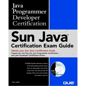 Sun Java Certification Exam Guide