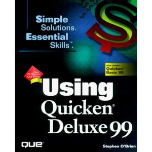 Using Quicken 99