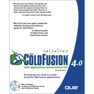 The Cold Fusion 4 Web Application Construction Kit