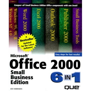 Microsoft Office 2000: Small Business Edition 6-in-1