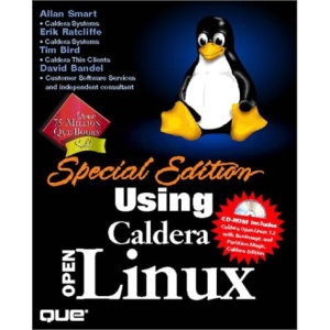 Using Caldera OpenLinux Special Edition (Special Edition Using)