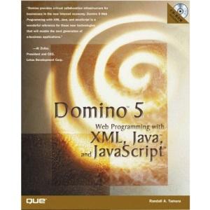 Domino 5 Web Programming with XML, Java, and JavaScript