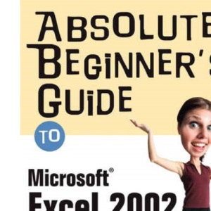 Absolute Beginner's Guide to Microsoft Excel 2002 (Absolute Beginner's Guides)