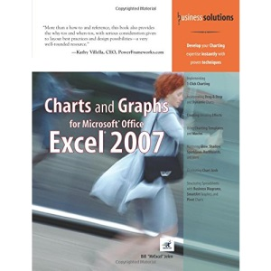 Charts and Graphs for Microsoft Office Excel 2007 (Business Solutions)