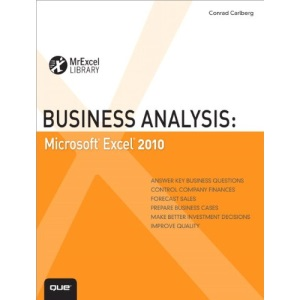 Business Analysis: Microsoft Excel 2010 (MrExcel Library)