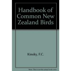 Handbook of Common New Zealand Birds
