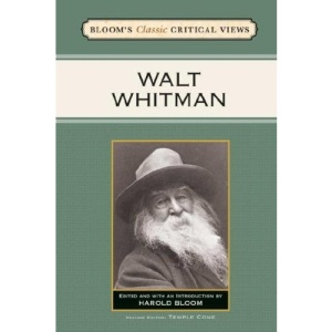 Walt Whitman (Bloom's Classic Critical Views)