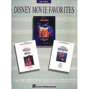 Disney Movie Favorites: Easy Violin (Easy Play Series)