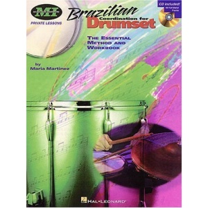 Brazilian Coordination for Drumset: The Essential Method and Workbook [With CD (Audio)]