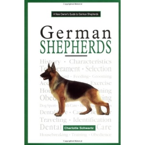 A New Owners Guide to German Shepherds (JG Dog)
