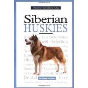 A New Owner's Guide to Siberian Huskies (JG Dog)
