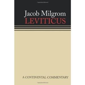 Continental Commentaries Leviticus