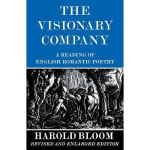 The Visionary Company: Reading of English Romantic History