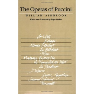 The Operas of Puccini (Cornell Paperbacks)