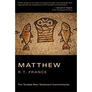 Matthew (Tyndale New Testament commentaries)