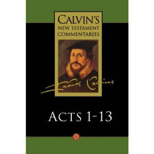 Calvin's New Testament Commentaries: The Acts of the Apostles 1-13 Vol 6