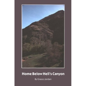 Home below Hell's Canyon