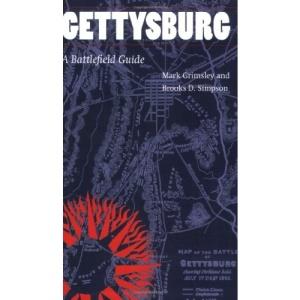 Gettysburg: A Battlefield Guide (Civil War battlefields)