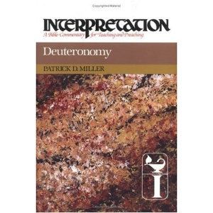 Deuteronomy (Interpretation Bible Commentaries)