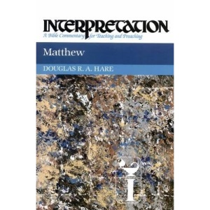 Matthew: A Bible Commentary for Teaching and Preaching (Interpretations)