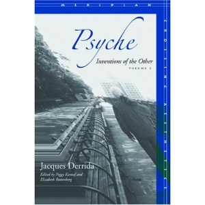 Psyche: Inventions of the Other: v. 2 (Meridian: Crossing Aesthetics)
