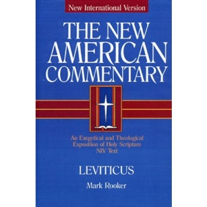 Nac Vol 3 Leviticus, Numbers (New American Commentary Old Testament)