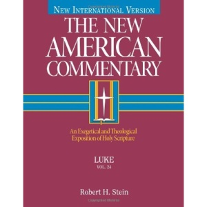 NAC NT LUKE (The New American commentary)