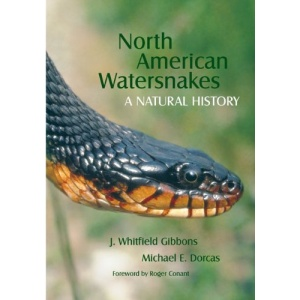 North American Watersnakes (Animal Natural History Series)