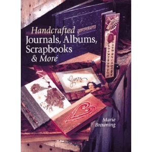 Handcrafted Journals, Albums, Scrapbooks and More