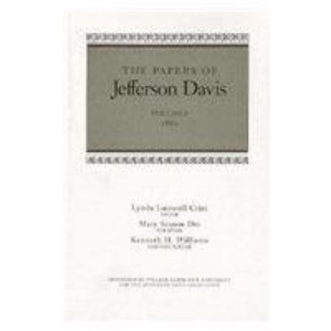 The Papers: 1862 v. 8 (Papers of Jefferson Davis)