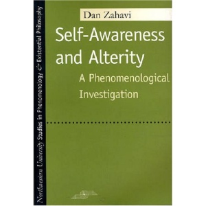 Self-awareness and Alterity: A Phenomenological Investigation (Studies in Phenomenology & Existential Philosophy)
