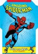 Spiderman Fold and Mail