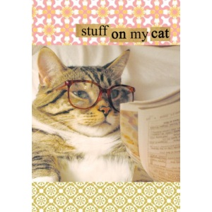 Stuff on My Cat Journal