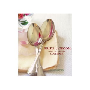 BRIDE & GROOM FIRST AND FOREVER COOK GEB