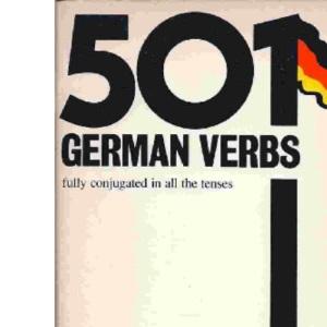 Dictionary of 501 German Verbs