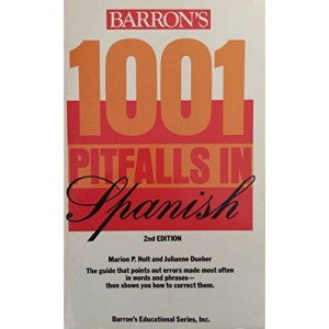 1001 Pitfalls in Spanish (Pitfalls series)