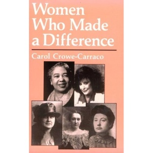 Women Who Made a Difference (New Books for New Readers)