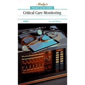 Pocket Guide to Critical Care Monitoring (Nursing Pocket Guides)