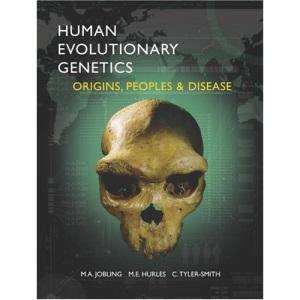 Human Evolutionary Genetics: Origins, Peoples and Disease