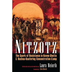 Nitzotz: The Spark of Resistance in Kovno Ghetto and Dachau-Kaufering Concentration Camp (Religion, Theology and the Holocaust)