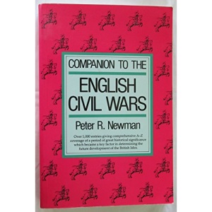 Companion to the English Civil Wars (Companions to History)
